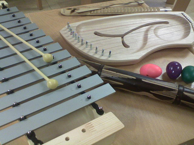 Xylophone and Instruments